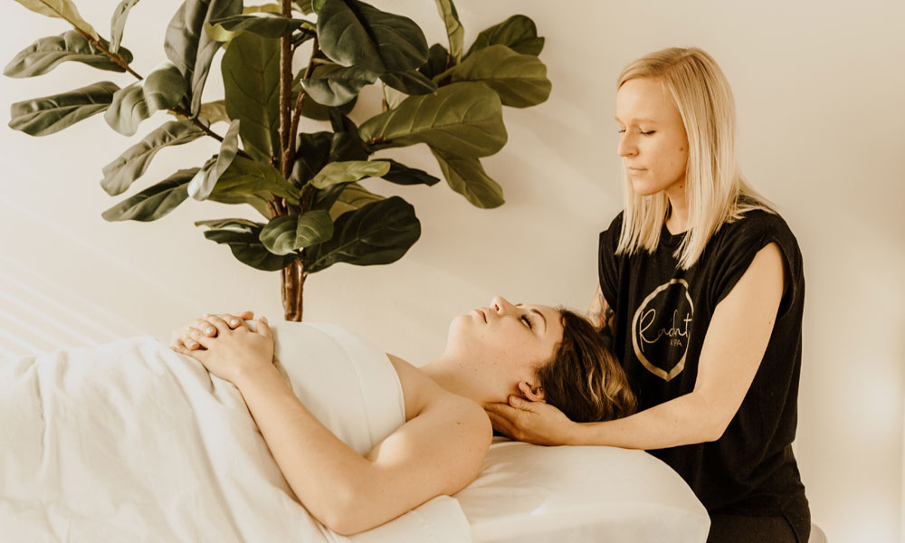 CranioSacral Therapy and Massage in Bend Oregon by Radiant Day Spa
